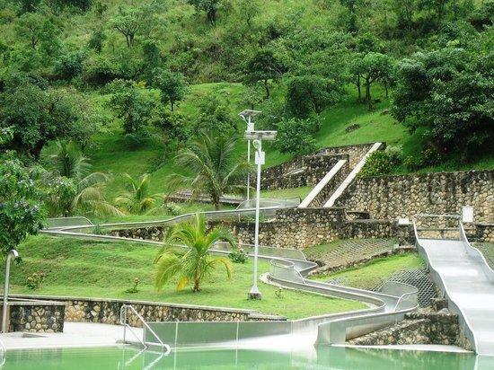 Obudu Mountain Resort : water park