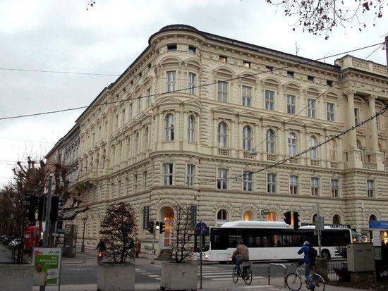 Salzburger Altstadt: Old Town 02