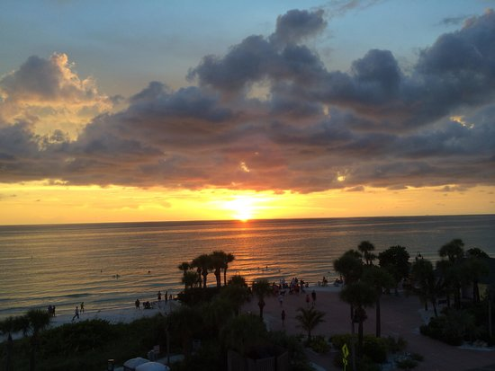 Sabal Palms Inn: Don't miss the beautiful sunsets