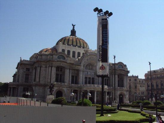 Turibus: Palacio de bellas artes