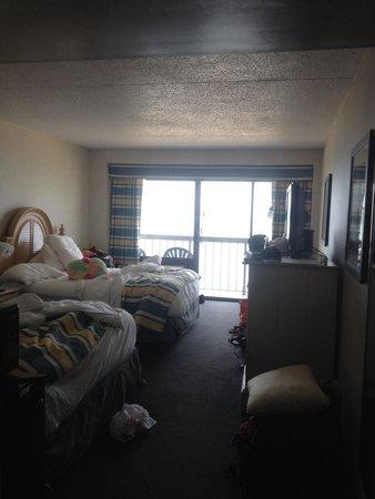 Wyndham Virginia Beach Oceanfront : Room