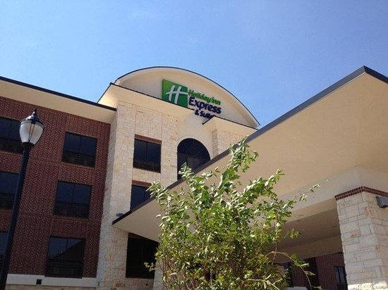 Holiday Inn Express & Suites Duncan: Holiday Inn Express and Suites Duncan Hotel