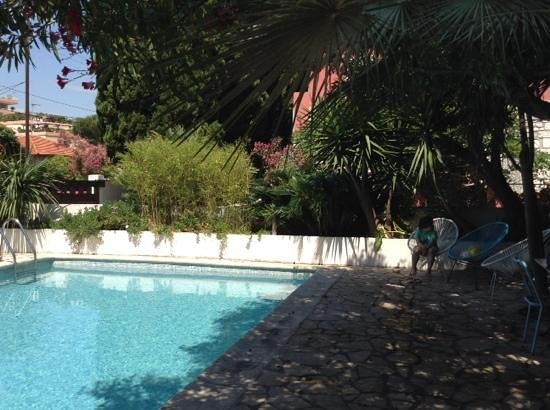 Hotel le Val Duchesse : pool