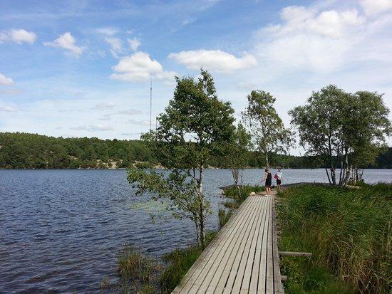 Delsjön : Delsjon, Gothenburg