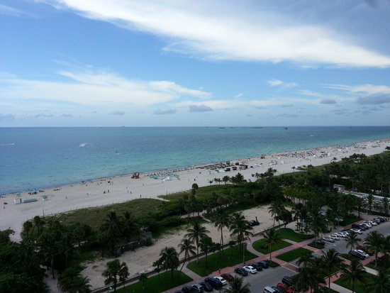 W South Beach: Room with a view