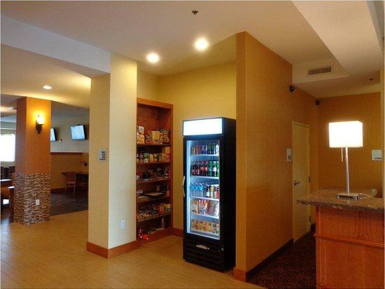 Holiday Inn Express Hotel & Suites Prattville South: We keep a lil' bit of everything in our Sweet Shop.