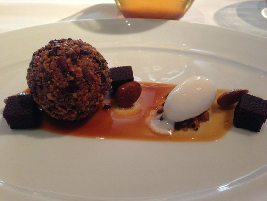 Le Bernardin: my dessert