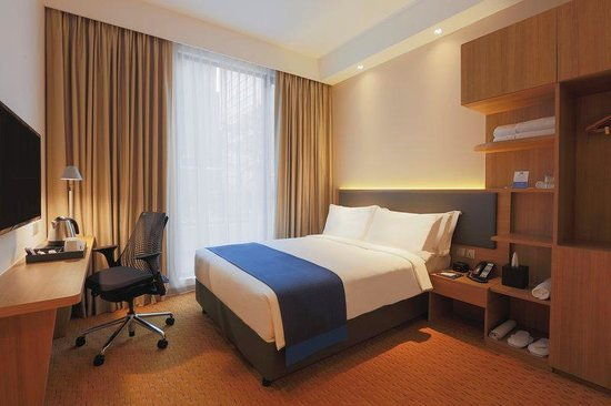 Holiday Inn Express Singapore Orchard Road - Accessible Room