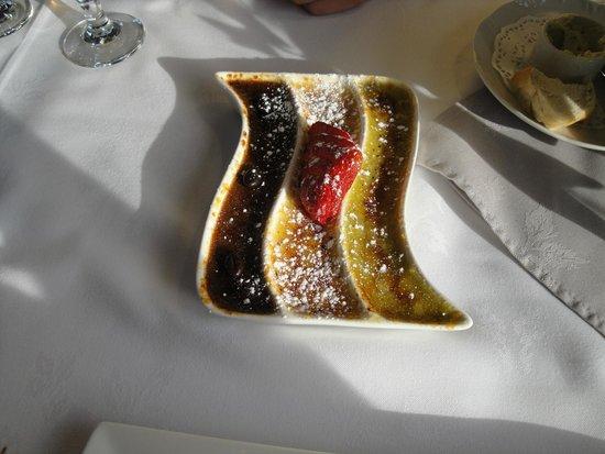 Raven Hotel : Dessert
