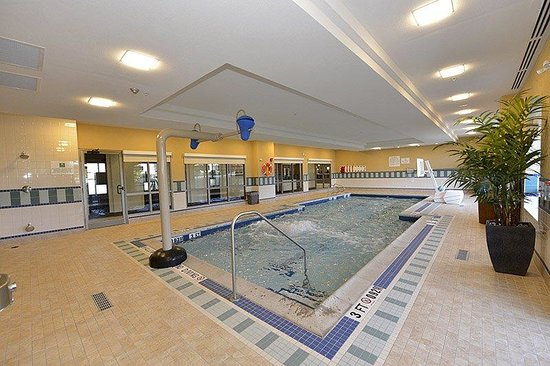 Holiday Inn Express Hotel & Suites Waterloo - St Jacobs: Large and Spacious. Great for families.