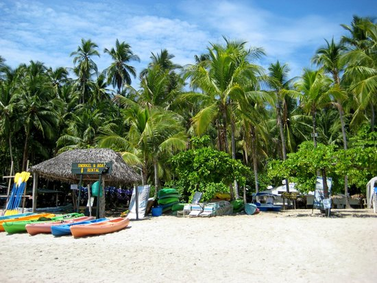 Villa Caletas: Tortuga Island