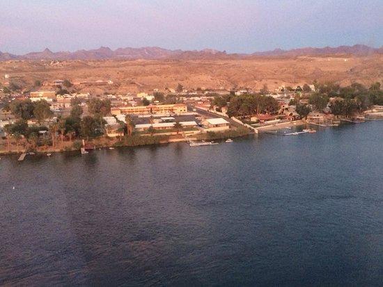 Harrah's Laughlin: North tower river view