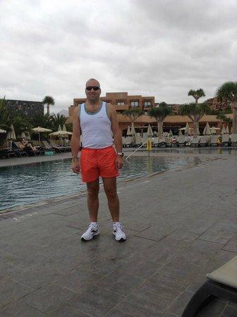 Sandos San Blas Nature Resort & Golf: pisina frente al bar