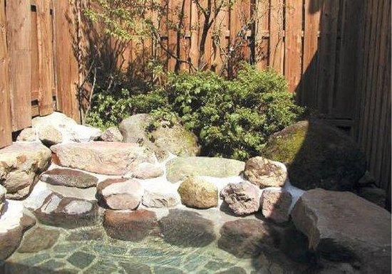 Hotel Natural Garden Nikko: Open Air Bath