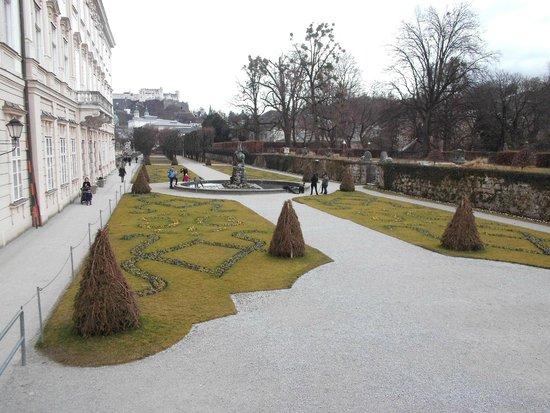 Mirabell Palace and Gardens: Jardins de Mirabell