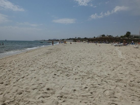 El Mouradi Club Kantaoui : spiaggia