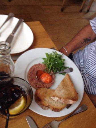 Tom's Kitchen: Tartare