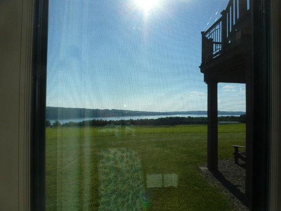 Pine Grove Bed & Breakfast: View from room