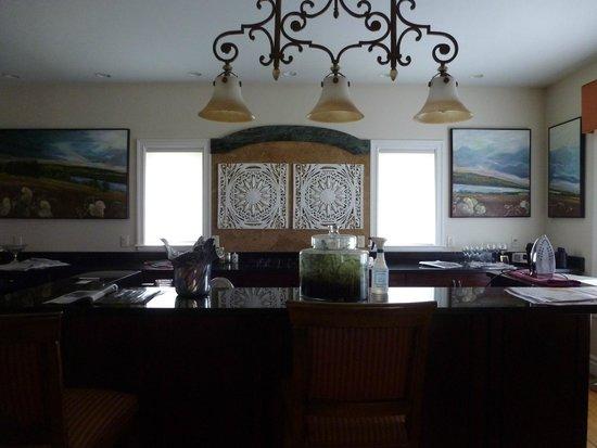 Pine Grove Bed & Breakfast: Kitchen