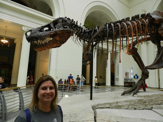 The Field Museum: Sue!