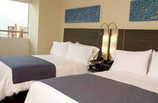 Hotel bh El Poblado: Twin Room