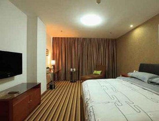 Super 8 Hotel Weifang Sheng Li Lu Hong Ye: King Bed Room