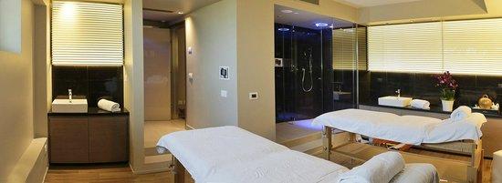 Atlantic Hotel Riccione : Cabine massaggi nel Beauty Center di Atlantic Spa