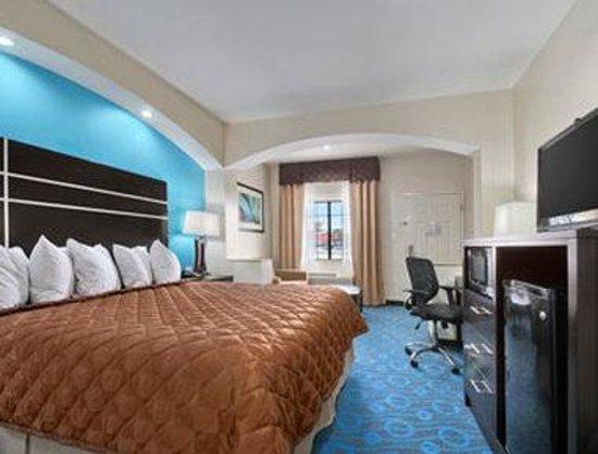 Days Inn Humble/Houston Intercontinental Airport: Standard 1 King Bed Room