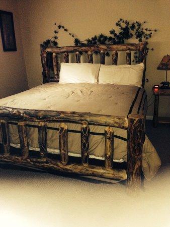 Fawn Valley Inn: Bedroom
