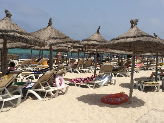 IBEROSTAR Royal El Mansour & Thalasso: Gorgeous beach