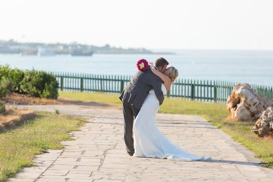 Capo Bay Hotel: Capo Bay Wedding 26 May 2014