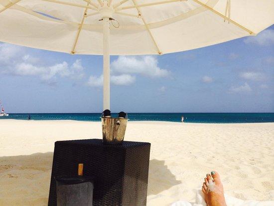 Bucuti & Tara Beach Resort Aruba: Ahhhh