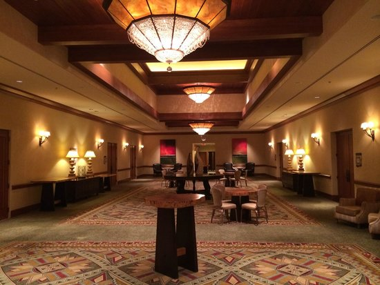 Four Seasons Resort Scottsdale at Troon North: Convention Area Halls