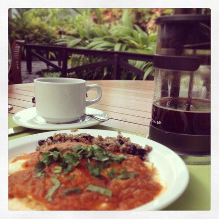 Nayara Resort Spa & Gardens : Tico Breakfast