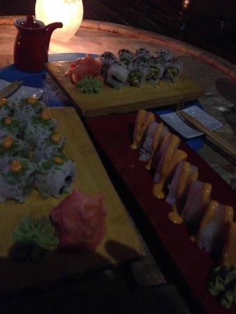Nayara Resort Spa & Gardens : Sushi Restaurant