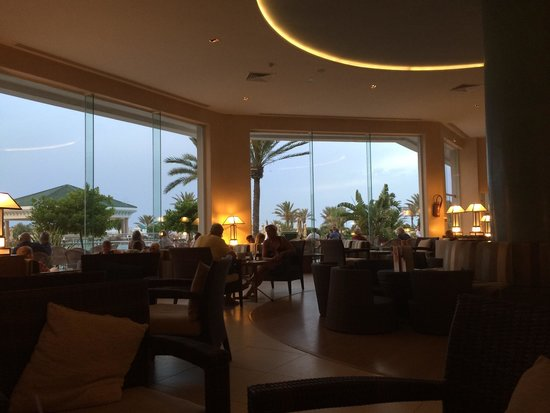 IBEROSTAR Royal El Mansour & Thalasso: Gorgeous bar area
