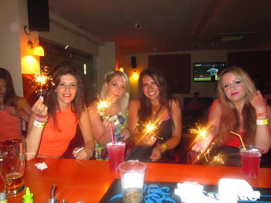 Ilios Malia Apartments: Hotel Bar