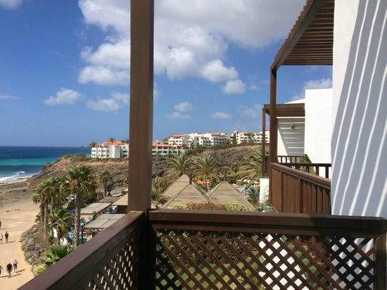 Fuerteventura Princess: Balcony view