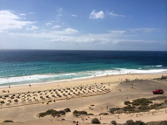 Fuerteventura Princess : Balcony view