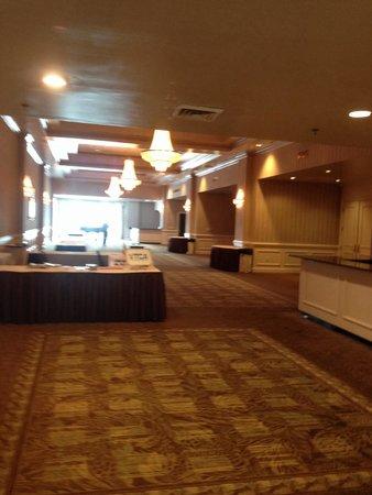 Wyndham Virginia Beach Oceanfront: Atlantic ballroom