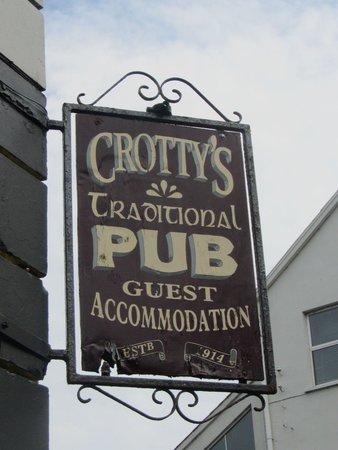 Crotty's: The sigh