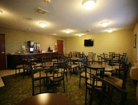Baymont Inn & Suites Dale: Breakfast Area