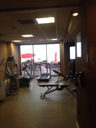 Wyndham Virginia Beach Oceanfront: Fitness center