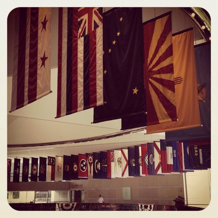 National Constitution Center: Flags
