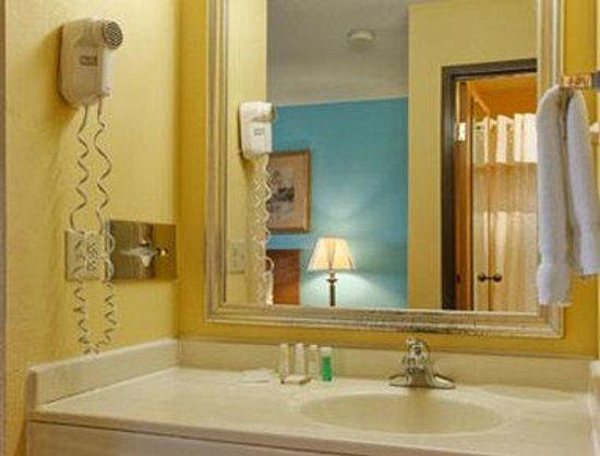 Baymont Inn & Suites Warrenton : Bathroom