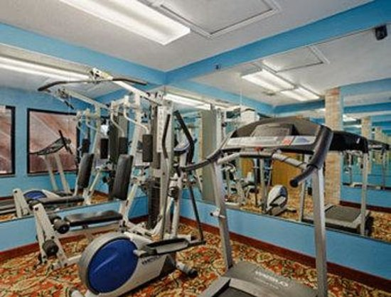 Baymont Inn & Suites Warrenton: Fitness Centre