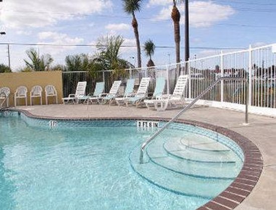 Knights Inn Punta Gorda : Pool