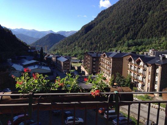Xalet Verdu Hotel: Vistas desde la habitación