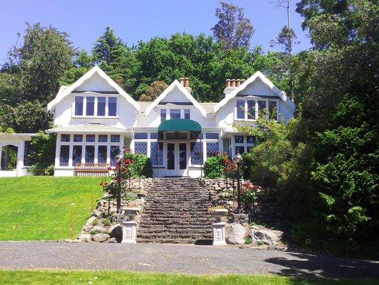 Glenfalloch Woodland Gardens : Historic Homestead