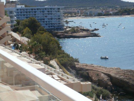 IBEROSTAR Jardin del Sol Suites: view from balcony